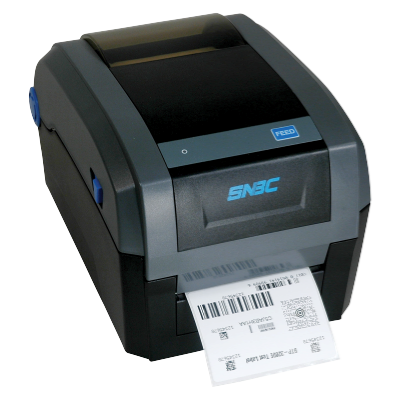 SNBC Label Printer - BTP-3200E - Black USB+Ethernet (JK-E05 Type) with Peeler