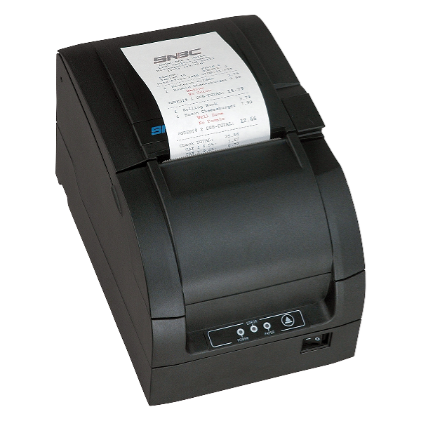 SNBC Printer BTP M300 Black USB Serial with Citizen Emulation