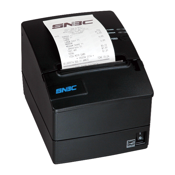 SNBC Printer BTP R180II USB Serial Ethernet