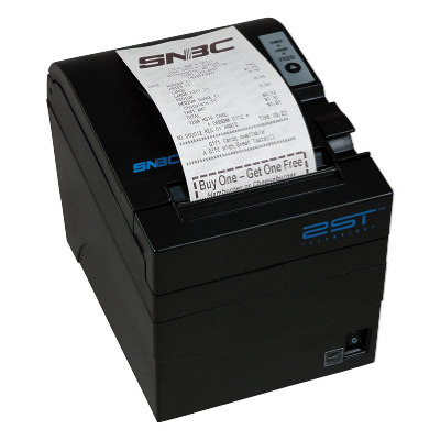 SNBC Printer BTP R990 Black USB Serial