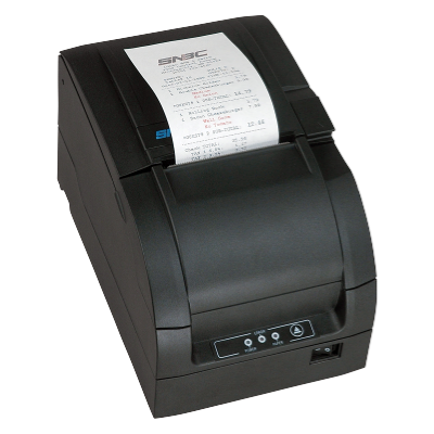 SNBC Printer BTP-M300D Black USB+Parallel with Citizen Emulation