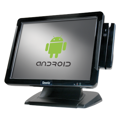 Sam4s SAP 4800ii Touch Terminal  Android