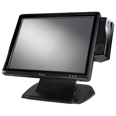 Sam4s SPM T15 LCD Touch Monitor