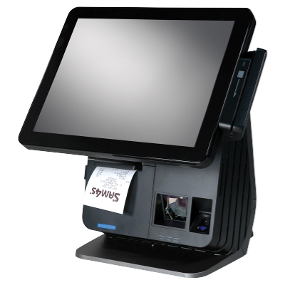 Sam4s SPT 7650 Highly Integrated Touch Terminal Series