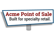 ACME Point of Sale - Built for Specialty Retail