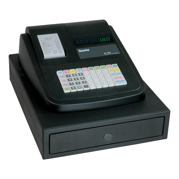 ER-180 Cash Register Series
