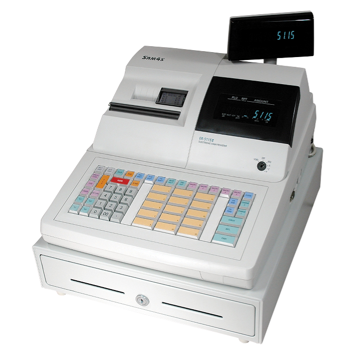 ER-5115II Cash Register