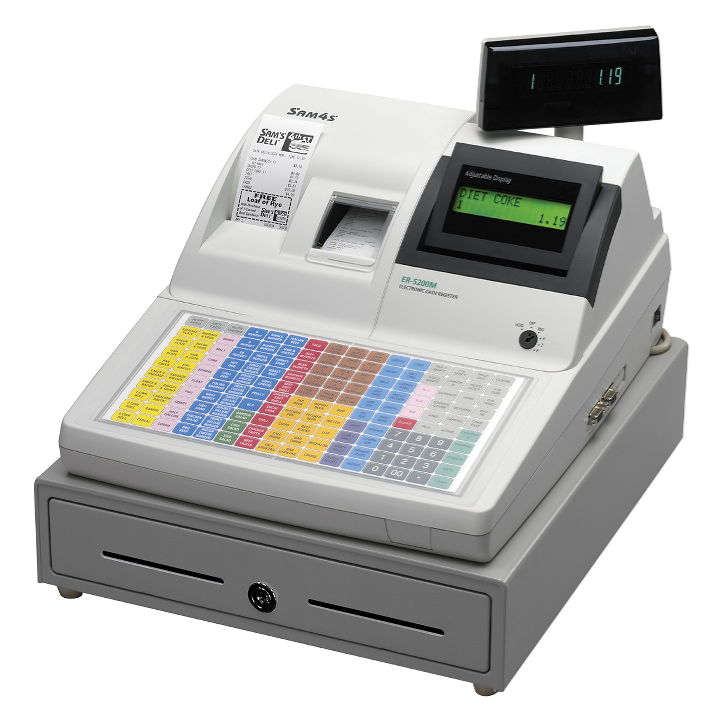 ER-5200 Cash Register Series